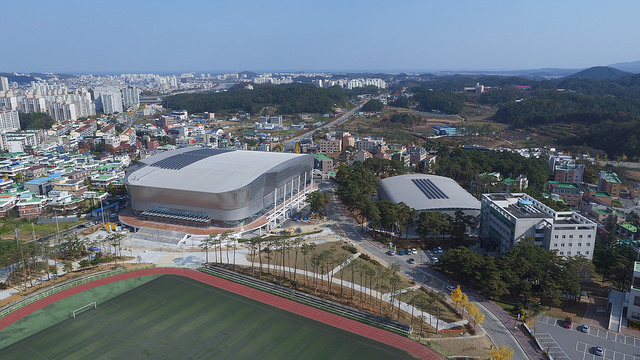 kwandong hockey centre
